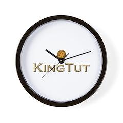 King Tut Wall Clock