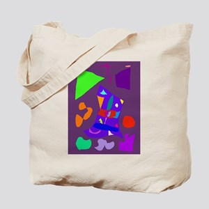 Mask Alley Small Room Very Few Things Tote Bag