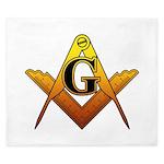 Freemason King Duvet
