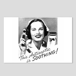 Soothing Nurse Postcards (Package of 8)