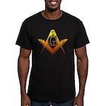 Freemason Men's Fitted T-Shirt (dark)