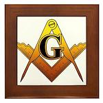 Freemason Framed Tile