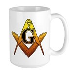 Freemason Large Mug