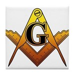 Freemason Tile Coaster