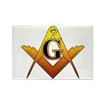 Freemason Rectangle Magnet (10 pack)