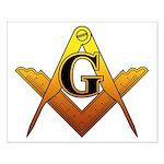 Freemason Small Poster