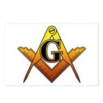 Freemason Postcards (Package of 8)