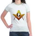 Freemason Jr. Ringer T-Shirt