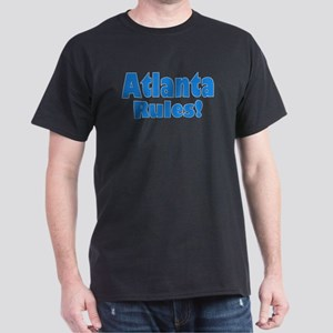 Atlanta Rules! Black T-Shirt