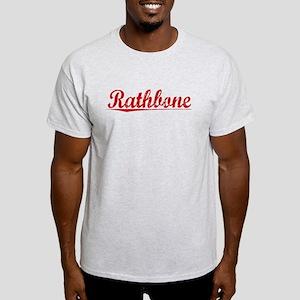 Rathbone, Vintage Red Light T-Shirt
