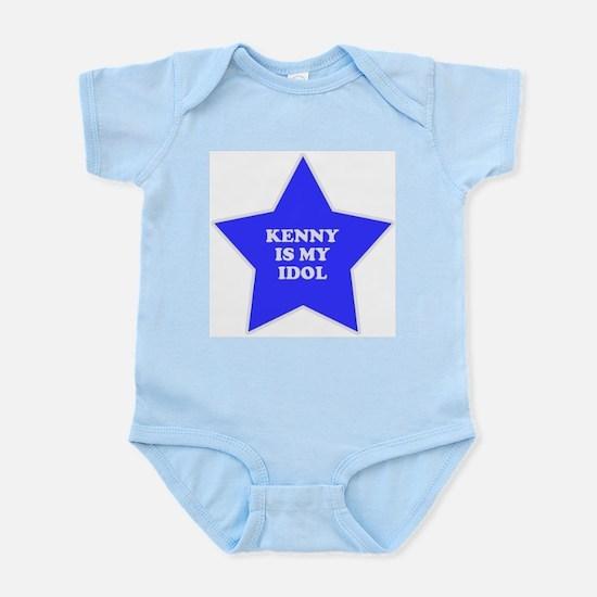 Kenny Is My Idol Infant Creeper