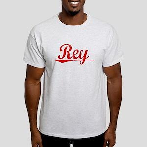 Rey, Vintage Red Light T-Shirt