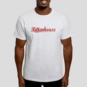 Rittenhouse, Vintage Red Light T-Shirt