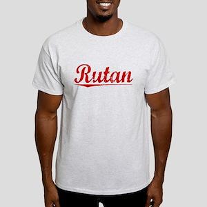 Rutan, Vintage Red Light T-Shirt