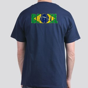 Brazil Logo Dark T-Shirt