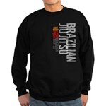 Pass out before you die BJJ Sweatshirt (dark)