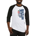 Pass out before you die BJJ Baseball Jersey