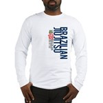 Pass out before you die BJJ Long Sleeve T-Shirt