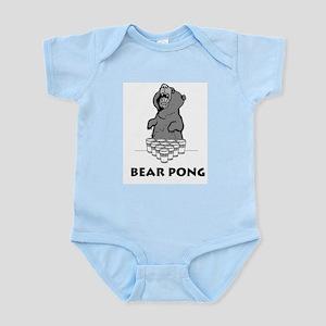 Bear Pong Infant Creeper