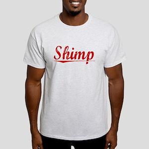 Shimp, Vintage Red Light T-Shirt