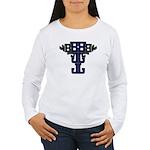 Jujitsu Women's Long Sleeve T-Shirt