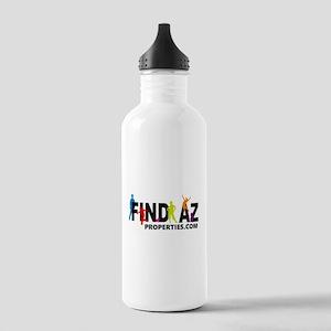 Find Az Properties Stainless Water Bottle 1.0L