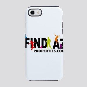 Find Az Properties iPhone 7 Tough Case
