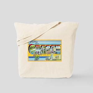 Oregon Greetings Tote Bag