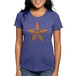 Shooting Star Womens Tri-blend T-Shirt