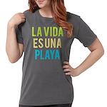 Life's a Beach Womens Comfort Colors Shirt