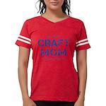 Craft Mom Womens Football Shirt