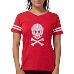 Lil' Spike Skully Womens Football Shirt