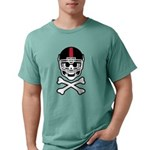 Lil' Spike Skully Mens Comfort Colors Shirt