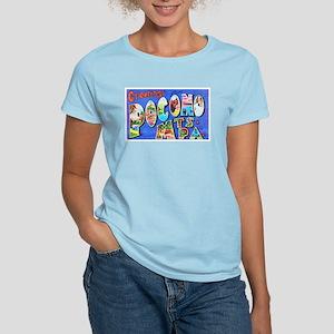 Pocono Mts. Pennsylvania Women's Light T-Shirt