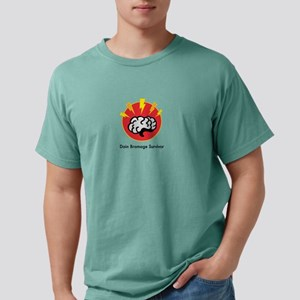 DainBramage_Wht Mens Comfort Colors Shirt