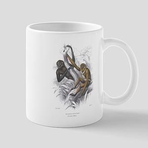 Gibbon Ape Monkey Mug