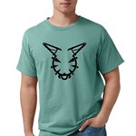 Wicked Kitty Mens Comfort Colors Shirt