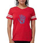 FringeHandFinal Womens Football Shirt