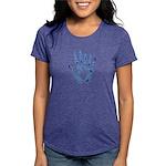 FringeHandFinal Womens Tri-blend T-Shirt