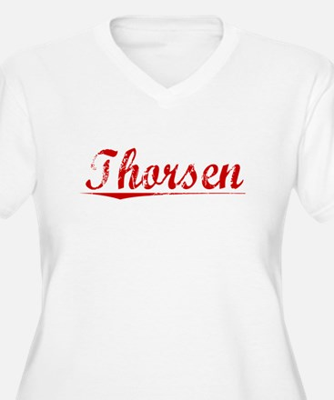 Thorsen, Vintage Red T-Shirt