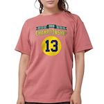 2010Champs Womens Comfort Colors Shirt