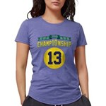 2010Champs Womens Tri-blend T-Shirt