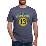 2010Champs Mens Tri-blend T-Shirt