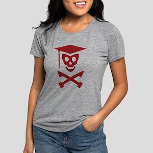 Graduation_2011BLKbig Womens Tri-blend T-Shirt