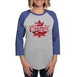 2014 Champs Womens Baseball Tee
