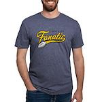 IRON_CITY_FAN_onwht Mens Tri-blend T-Shirt