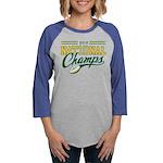 NationalChamps_GB_onWht Womens Baseball Tee