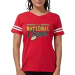 NationalChamps_GB_onWht Womens Football Shirt
