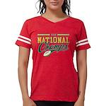 NationalChamps_GB_onWht Womens Football Shirt