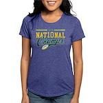 NationalChamps_GB_onWht Womens Tri-blend T-Shi